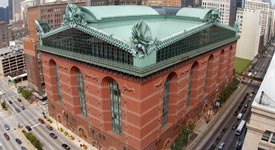 Harold Washington Library, Chicago
