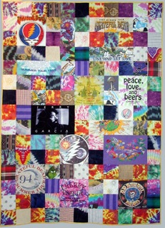 Joe's Quilt by Marilyn McCord (with Elaine Luther) (c) 2001 Marilyn McCord