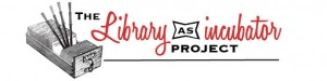 Library as Incubator Logo