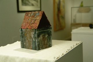 Working with House Forms – Art by Elaine Luther