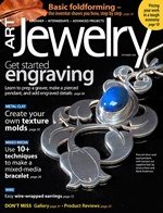 November 2008 Issue of Art Jewelry Magazine;