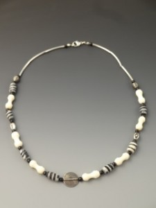 Intuition Necklace Copyright Elaine Luther