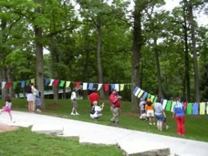 Tibetan Prayer Banners
