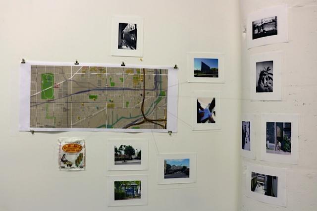 Exhibition: Pilsen Derivas at UIC Maker Space in Mana Contemporary