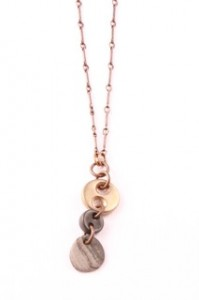Bronze & Rock Jewelry by Elaine Luther 2014