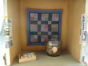 Button House Copyright Elaine Luther 2015