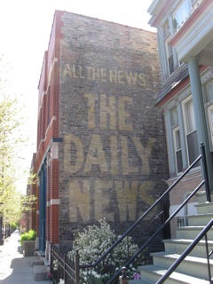 """Ghost Sign Daily News"""