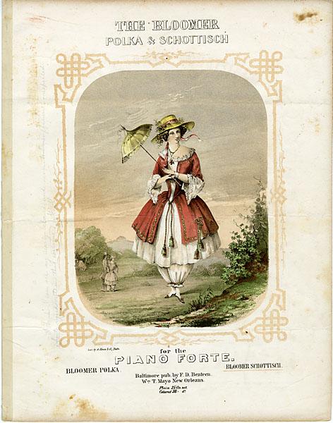 Amelia Bloomer: Dress Reformer
