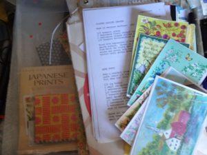 Sketchbook Goodies Stash