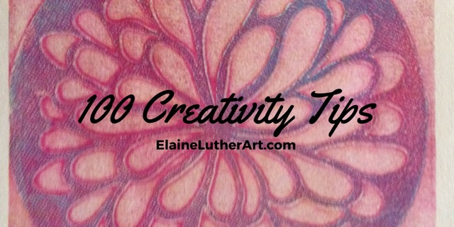 Shake Things Up: 14 Ways to Bring the Residency Home   Creativity Tip #20