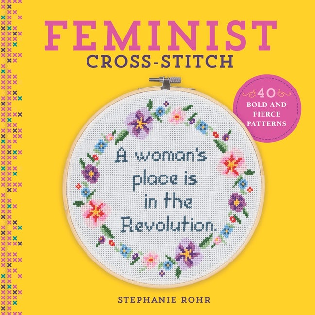 Book: Feminist Cross-Stitch
