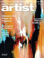 Professional Artist Magazine - June/July 2018
