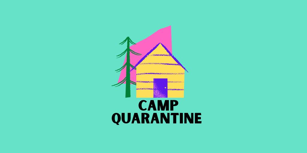 Camp Quarantine – Art Day Camp at Home!