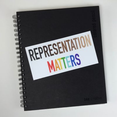 Representation Matters Vinyl Decal