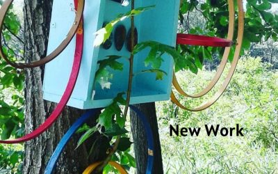 Messages of Hope – Art in Trees