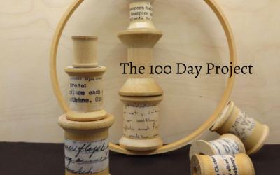 Photos with Miniatures: 100 Days