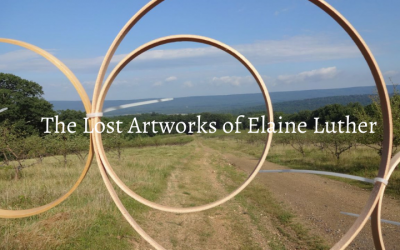 The Lost Artworks of Elaine Luther