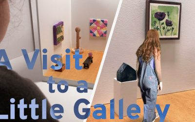 Video: Alice in Galleryland!
